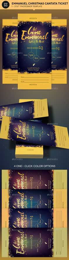 Event Tickets Template Ticket template, Template and Ticket - design tickets template