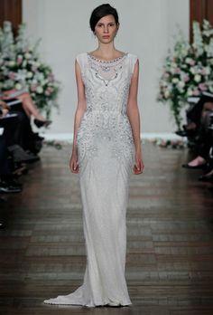 Brides: Jenny Packham : Esme