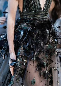 "bellashdid: ""Elie Saab | Fall 2017 Couture """