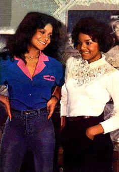 Latoya and Janet