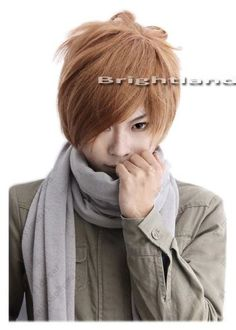 Death Note Yagami Light Wig