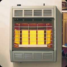 Empire SR18 Infrared Vent-Free Gas Heater with Manual Controls - Propane - SR-18LP