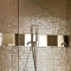 Badezimmer fliesen mosaik bunt  Mosaik Fliesen Küchenrückwand bunt gestalten Ideen | susi ...