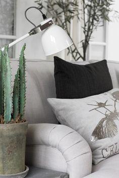 SPRING / SUMMER 2015, Lene Bjerre Design, ABALINE COLL. cushion, ANNA LIGHTING & SADIE COLL. flower pot