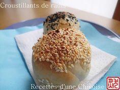 Recettes dune Chinoise: Dim Sum: Croustillants de radis 萝卜丝酥饼 luóbo sī sūbǐng