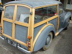 vintage car, Maldon, Australia |