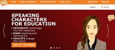 VOKI - awatar w sieci Fun Learning, Classroom, Technology, Teaching, Education, Memes, How To Make, Class Room, Tech
