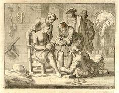 Torture of Joost Joosten, Veere, Zeeland, 1560, whom King Philip of Spain earlier had wanted as a choirboy.    http://www.bethelks.edu/mla/holdings/scans/martyrsmirror/mm%20bk2%20p283.jpg