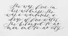 - Roman Payne, The Wanderess — Day 47/365