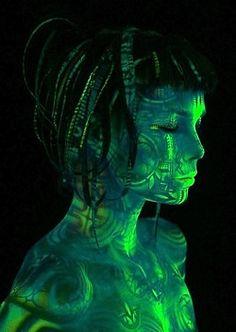 Cyberpunk.