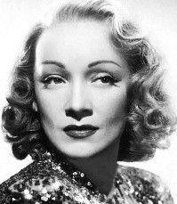 La Dietrich el fenómeno más complicado del cine.
