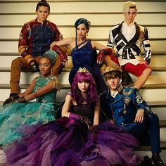 Find images and videos about dove cameron, descendants and cameron boyce on We Heart It - the app to get lost in what you love. The Descendants, Descendants Characters, Disney Channel Descendants, Disney Channel Stars, Dove Cameron Descendants, Cameron Boyce, Disney Villains, Disney Movies, Disney Stuff