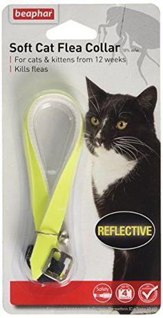 #offerte #dogalize Beaphar collare antipulci e catarifrangente per gatto, giallo #cats #petshop