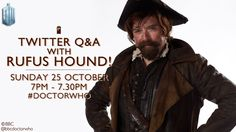 Don't forget we have a live Q&A with Sam Swift himself - Rufus Hound – tomorrow, 7pm Deets: http://bbc.in/1PGYsGC