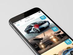 Find Car Loading #UI #UX