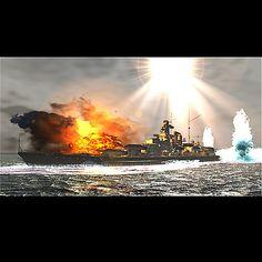 german battleship bismarck - Cerca con Google