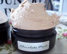 Whipped Sugar Scrub. This sounds more like a desert than a skincare product!