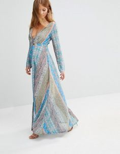Search: blue maxi dress - Page 1 of 2 | ASOS
