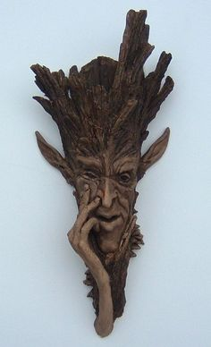 Tree Man 1 by thebiscuitboy.deviantart.com on @deviantART #Woodcarvings