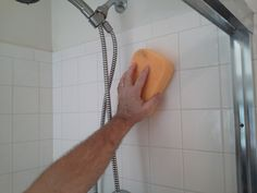 11 Best How To Clean Shower Tiles Images Cleaning