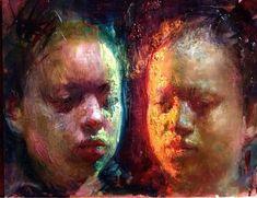 Oil Portrait, Abstract Portrait, Portraits, Expo, Animal Paintings, Figure Painting, Contemporary Paintings, Art Techniques, Figurative Art