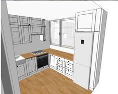Remont kuchni - proszę o porady - Kuchnia i jadalnia - Forum i Wasze Wnętrza Leroy Merlin