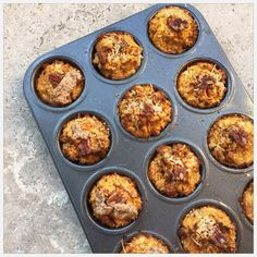 Carrot Cake Muffins | Jessica Sepel (Dairy-Free)