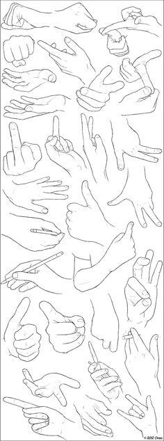 Como Desenhar Mangá: Anatomia                                                                                                                                                                                 Mais