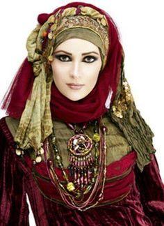 659428064 vêtements écharpe hijab Hijab Fashion, Style Fashion, Fashion Photo, Gypsy  Fashion, Ladies