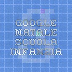Google natale scuola infanzia