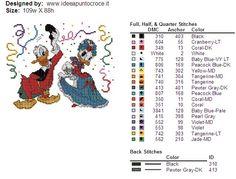 Donald & Daisy Carnival 2 of 2