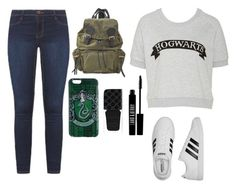 """""""Untitled #113"""" by marvel1 ❤ liked on Polyvore featuring adidas, Burberry, Lord & Berry and Gucci"""