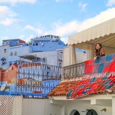 Tangier, Morocco Travel Guide: Day Trip - one look at Chefchaouen is all it takes to have 'The Blue Pearl of Morocco' forever in your daydreams.