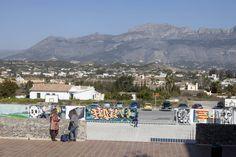 Muro y mural #umh #BellasArtes