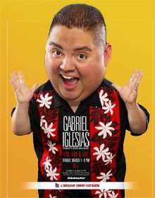WinStar World Casino : Gabriel Iglesias