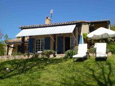Charmevolle villa met adembenemend zicht in Saint-Antonin-Noble-Val