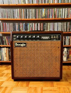 Boogie Mark 1 Speaker Options - The Gear Page