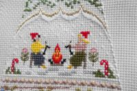 Gallery.ru / Фото #101 - Victoria Sampler Gingerbread Stitching - asdfgh2