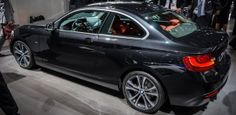 F22 BMW 228i in Black Sapphire #FieldsBMW #FieldsAuto #BMW