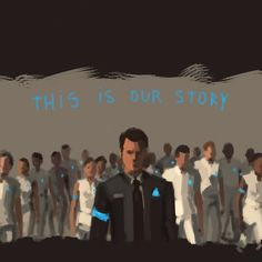 Detroit become human Connor and the Army