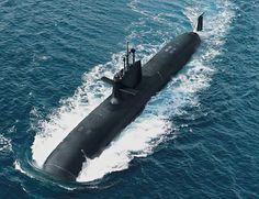 Infografía submarino Español S-80