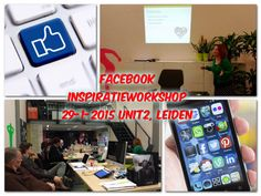 Facebook inspiratieworkshop in Leiden, 29-1-2015