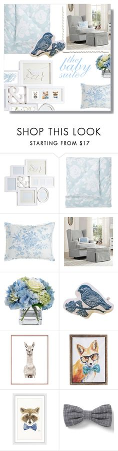 """""""The Baby Suite"""" by mk-style ❤ liked on Polyvore featuring interior, interiors, interior design, home, home decor, interior decorating, Cath Kidston, Ralph Lauren Home, Eddie Bauer and Diane James"""