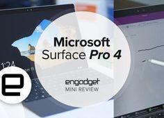 Mini Review: Surface Pro 4
