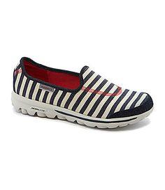 94f4163f1053 Skechers Go Walk SlipOn Athletic Shoes  Dillards Sketchers Shoes Women