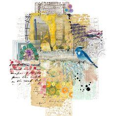 Happy Day, You Mother, created by #shereeburlington on #polyvore. #art sheree burlington art expression