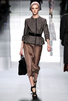 Christian Dior Fall 2012 Ready-to-Wear Fashion Show - Daria Strokous (Women)