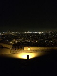 Night view @ Buker del Carmel Night, Travel, Viajes, Trips, Traveling, Tourism, Vacations