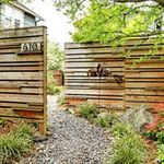 Nodding to the Coast in a Bainbridge Island Entry Garden