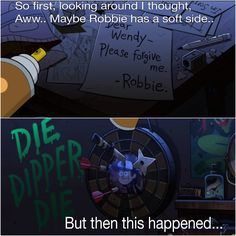 Hahahaha........ Gravity Falls .>>> he really does draw anime !!! Which means the books are cannon and that means .certificate of mystery. .growing up is optional. .the end of the world is closer than the end of the summer. And Alex Hirsch tweeting that mabel and dipper's birthday is the last day of summer... MY BRAIN